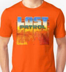 Lost Patrol Poster Unisex T-Shirt
