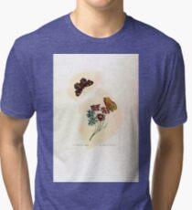 Études de fleurs et de fruits Vincent Henriette Antoinette 1820 010 Tri-blend T-Shirt