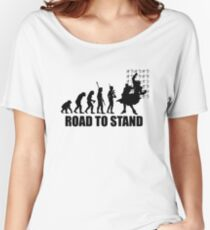 Road To Stand ! Women's Relaxed Fit T-Shirt