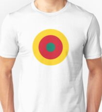 Roundel of Cameroon Air Force  T-Shirt