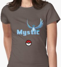 Mystic - Articuno Womens Fitted T-Shirt