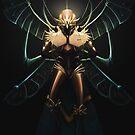 HRC-01: Mechanical Phoenix by chinara