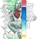 Mermaid's Heart by Flaminggun
