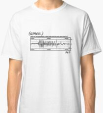 Amen Break White Classic T-Shirt