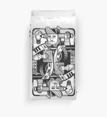 Artists Block Duvet Cover