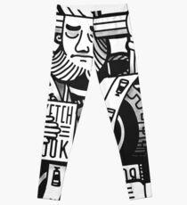 Artists Block Leggings