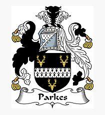 Parkes II Photographic Print