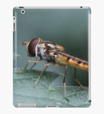The cutest little hoverfly iPad Case/Skin