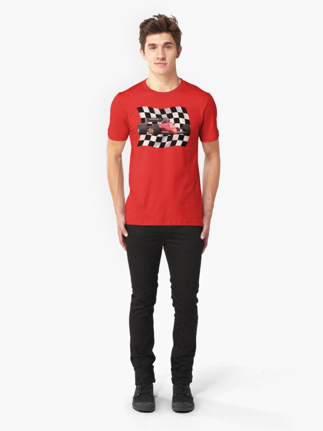 Alternate view of F1 Classic Slim Fit T-Shirt