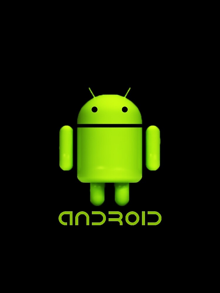 ANDROID by Whallef