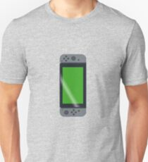 Nintendo Switch iPhone Case Unisex T-Shirt