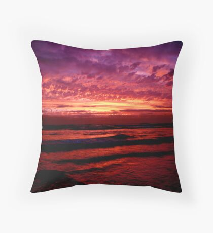 Canunda sky Throw Pillow
