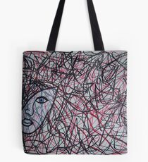 Inside The Mind Of A Woman Tote Bag