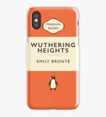 Penguin Classics Wuthering Heights iPhone Case/Skin