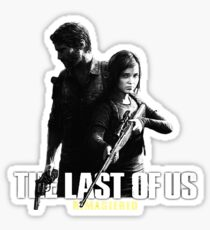 The Last of Us Remastered Sticker