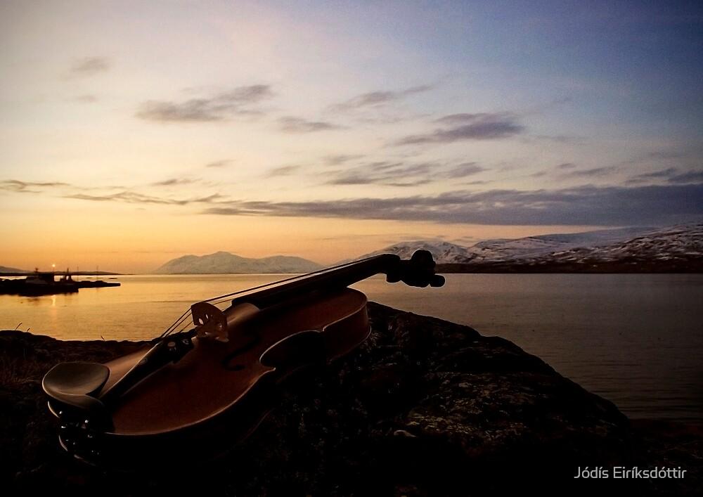 Staring at the Sea by Jódís Eiríksdóttir