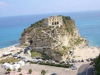 St.Maria Tropea. RG. Italy  by Tony  Caruso