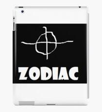 The Zodiac Killer iPad Case/Skin
