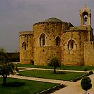 Church of byblos by Sugarpop
