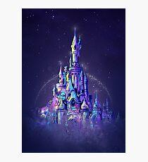 Magic Princess Fairytale Castle Kingdom Photographic Print