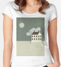 The White House Women's Fitted Scoop T-Shirt