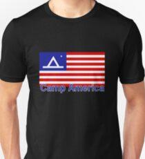 Camp America Slim Fit T-Shirt