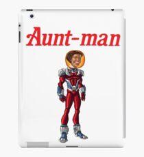 Aunt-Man iPad Case/Skin