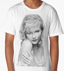 kirsten dunst Long T-Shirt