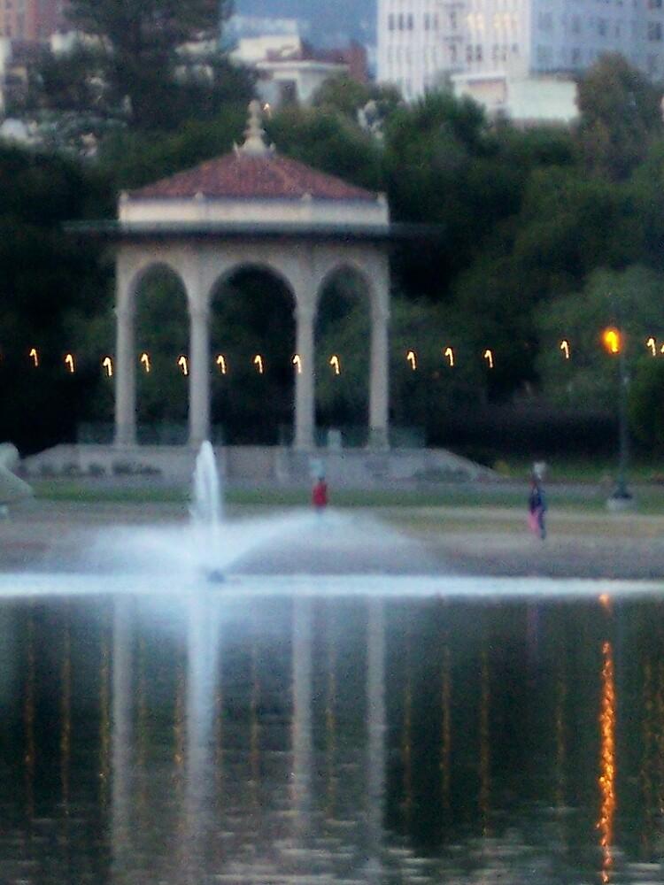 Fountain by clou