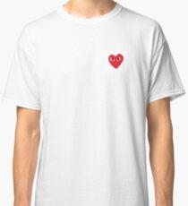 Comme des Garçons - Play Classic T-Shirt