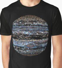 Neon Jupiter Graphic T-Shirt