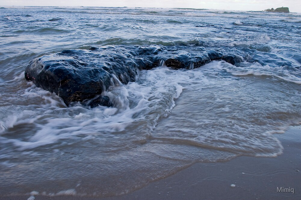 Beach Rocks by Mimiq