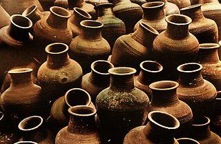 The Vigan Jars by Jomel Gregorio
