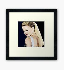 Emma Swan  Framed Print