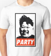 Kim Jong Un PARTY T-Shirt