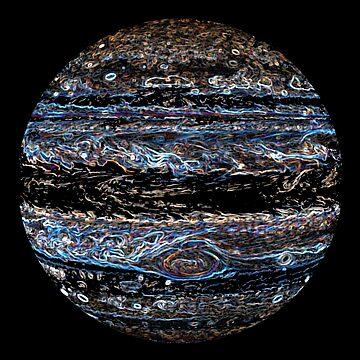 Neon Jupiter by bobbooo