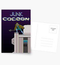 Junk Cocoon 8 Bit Postcards