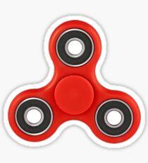 Fidget Spinner Sticker
