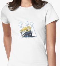 Olivier Mira Armstrong - The Ice Queen Womens Fitted T-Shirt