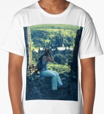Picture Perfect Long T-Shirt
