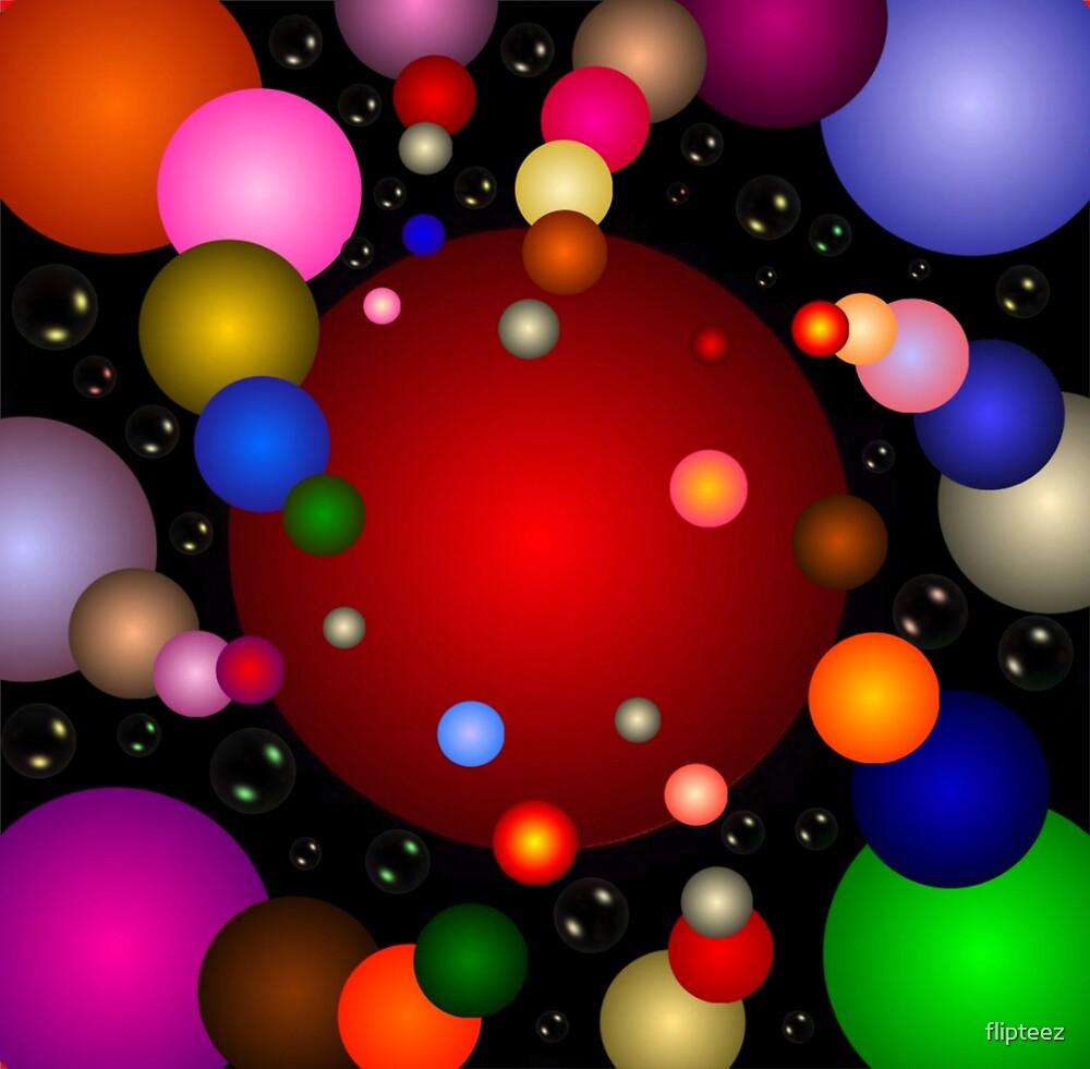 bubbly souls gather round by flipteez