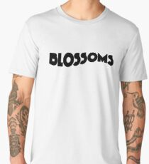 BLOSSOMS logo Men's Premium T-Shirt