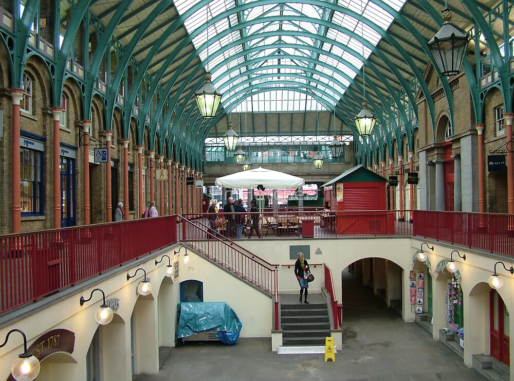 9.30 Covent Garden by TimHatcher