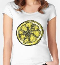 The Stone Roses Women's Fitted Scoop T-Shirt