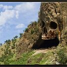 Skull Cave by Richard  Gerhard