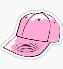 baseball cap Sticker