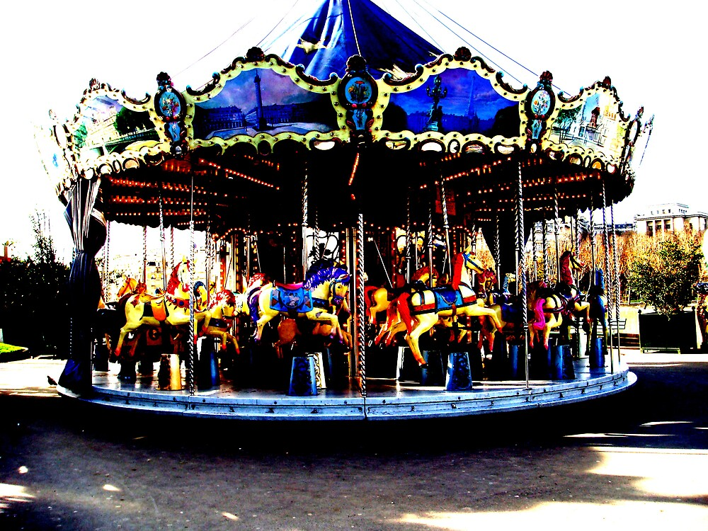 Carousel by Kiera