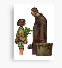 Leon (lighter ver.) Canvas Print