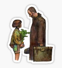Leon (lighter ver.) Sticker