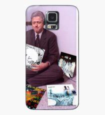 Unterirdisches Heimweh Clinton Hülle & Skin für Samsung Galaxy
